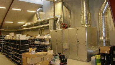 Photo of Støvsuger til industri