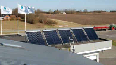 Photo of Effektive solcelleanlæg fra KlimaEnergi A/S