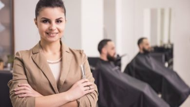 Photo of Find nemt din nye frisør i Aarhus