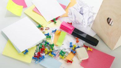 Photo of Der er mange kontorartikler man kan mangle på kontoret