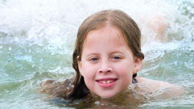 Photo of Sørg for dine børn kender til faren ved det åbne hav